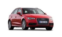 car_greencaroftheyear_silver_Audi A3 Sportback e-tron