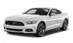 car_designcaroftheyear_silver_Ford Mustang