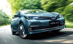 car_greencaroftheyear_silver_FAW Toyota Corolla Hybrid
