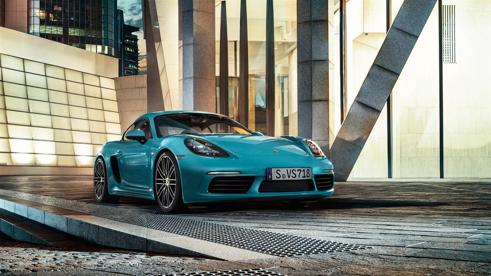 car_designcaroftheyear_winner_Porsche All-new 718 Boxster/Cayman